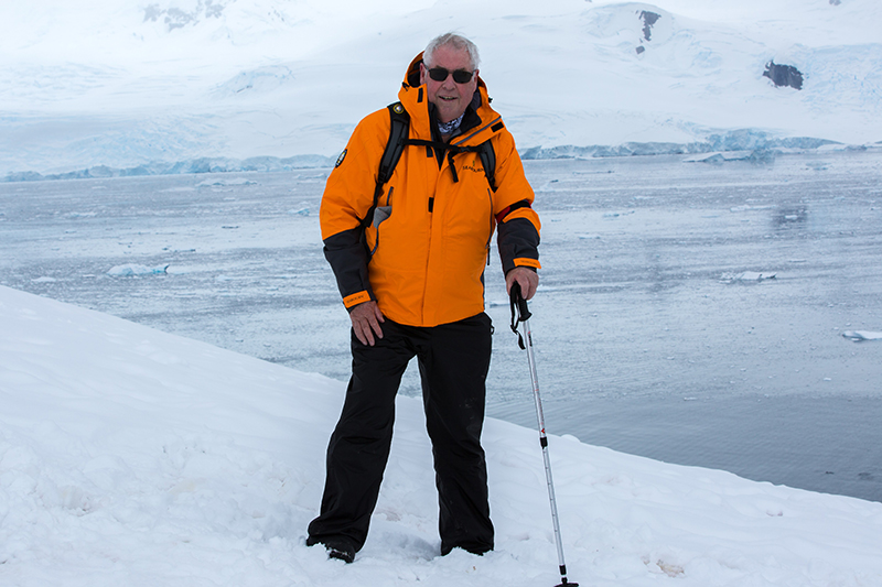 John in Antarctica that may in fact have once hosted forests.